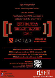 dota2 tournament ntu gsc