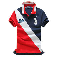 new men stripes ralph lauren polo shirts red and dark blue for ralph lauren glasses polo ralph lauren high tech materials