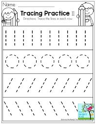 tracing worksheets for preschool – streamclean.info