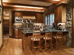 Rustic Kitchen For Small Kitchens Small Rustic Kitchen Kitchen Collections