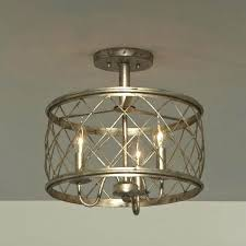 quoizel flush mount ceiling light century silver leaf finish medium semi flush mount light fixture outdoor