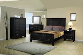 sandy beach black queen panel bed 5 pc bedroom furniture set solid wood 201321q ebay black bedroom furniture set
