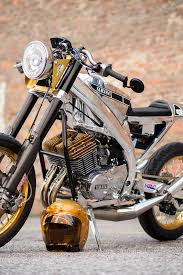 custom crf450 cafe racer