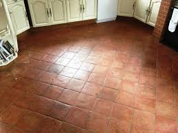 Kitchens With Terracotta Floors Tile Cleaning Stone Cleaning And Polishing Tips For Terracotta