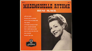 Irene McNeil - Rock N' Roll Du Père Noël - YouTube