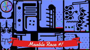 Marble Race #1: Elimination - <b>32 colors</b> | Bouncy Marble - YouTube