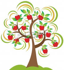 bare apple tree clipart. pin beautiful clipart apple tree #12 bare