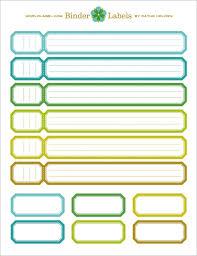 binder spine labels binder spine labels simple designs