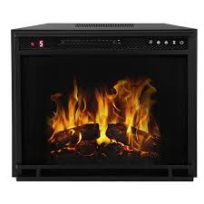 electric fireplace insert 28 inch