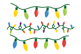 Christmas box vectors and psd free download. Christmas Light 1 Svg Png Dxf Eps Graphic By Lightboxgoodman Creative Fabrica