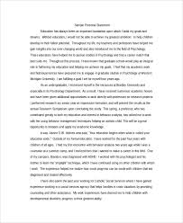 essay sample examples in word pdf personal statement sample essay