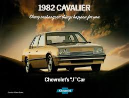 Curbside Classic: 1982 Chevrolet Cavalier – GM's Deadly Sin #22 ...