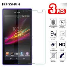 9H Tempered Glass For Sony Xperia C ...