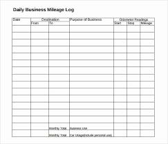 Mileage Log Book Template Fresh 8 Mileage Log Book Wilkesworks