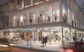 Designs For Americas First Standalone Jazz Hall Citylab
