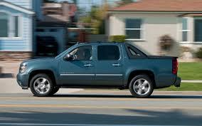 2012 Chevrolet Avalanche LTZ 4WD Last Test - Motor Trend