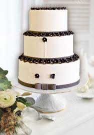 Just Because Wedding Cake Classic And Elegant Cakes Wedding Cakes