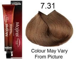 Loreal Professional Majirel 7 31 7ga Permanent Hair Color 50ml