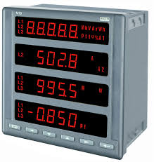 energy meter electrical power quality analysers digital panel meter n10 electrical power quality analyser data sheet manual