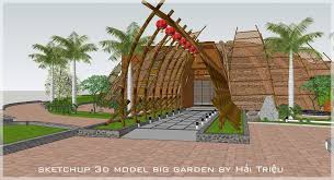 Small Picture SKETCHUP TEXTURE FREE SKETCHUP 3D MODEL BIG GARDEN