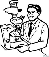 Microscoop Kleurplaten Kidre