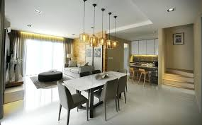 height of chandelier over dining table pendant lights terrific