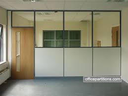 office partition with door. office partition with door