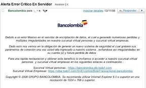 Resultado de imagen de bancolombia