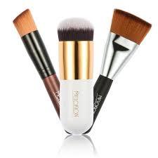 meloision masro brand 163 flat contour brush foundation brushes blush brush super bination set
