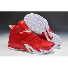 lebron 8 soldier. nike zoom soldier 8 fire red white basketball shoes lebron r
