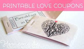 Extraordinary Romantic Gift Coupon Ideas Voucher Card