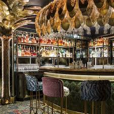 Bar Restaurant Interior Design Habitually Chic Annabels London Bar Interior Design