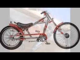 chopper bicycle parts youtube