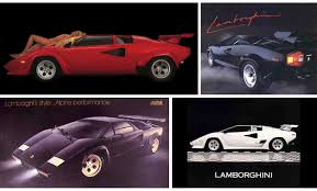 Top Ten Lamborghini Countachs | Retromash