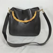gucci vintage bags. gucci vintage bamboo handle shoulderbag gucci vintage bags n
