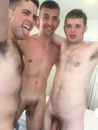 Nude male college shower pics