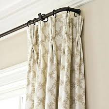 Traverse Rods Lowes Curtain Track Inch Rod Round For Window