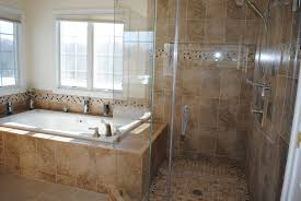 tile bathroom remodel cost. brown porcelain bathroom wall tile glass shower cabin partition window panel bathtub stainless steel remodeling remodel cost o