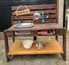 Pallet Kitchen Furniture Pallet Mud Kitchen Kids Pallet Kitchen Kids Pallets Wood On Sich