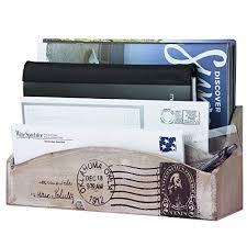 b countertop mail organizer on granite countertop cost