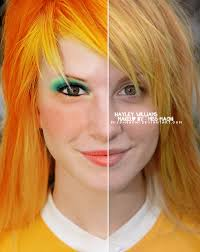 hayley williams makeup 3 by miss machi