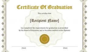 Phd Degree Certificate Template 11 Free Printable Degree