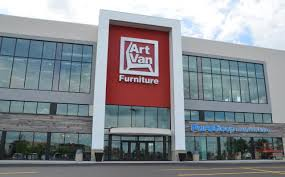 Art Van Furniture Store Opening