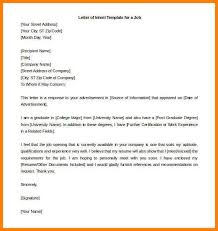 How To Write A Letter Of Intent For A Job What Is A Letter Of Intent For A Job