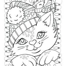 Free Printable Holiday Adult Coloring Pages Holiday Coloring Pages