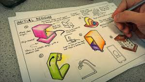 Product Design Ideas For Students Example Design Work For Gcse Product Design Students
