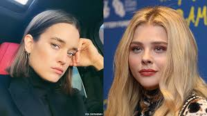 Chloë Grace Moretz Spotted Making Out with Model Kate Harrison