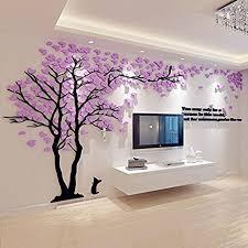 diy tree wall decor d wall decals trees diy stickers acryli on diy tree wall