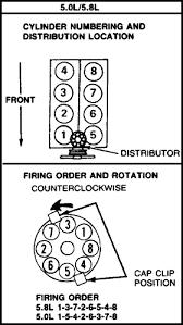 1968 ford 302 firing order digram 96 302 firing order ford