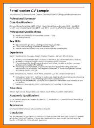 Good Resume Examples Retail 9 10 Resume Examples For Retail Jobs Archiefsuriname Com
